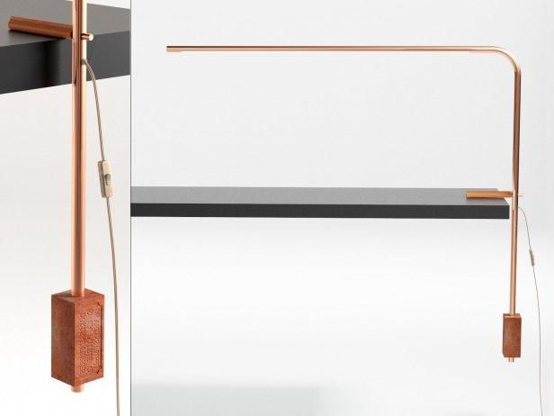 Quille Desk Lamp 1