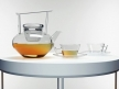 Glass Teapot Set 4
