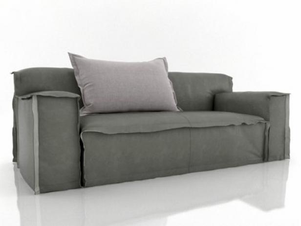 Fedde Sofa 3d Model Piet Boon