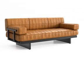 DS-80/03 Sofa with Armrests Indoor