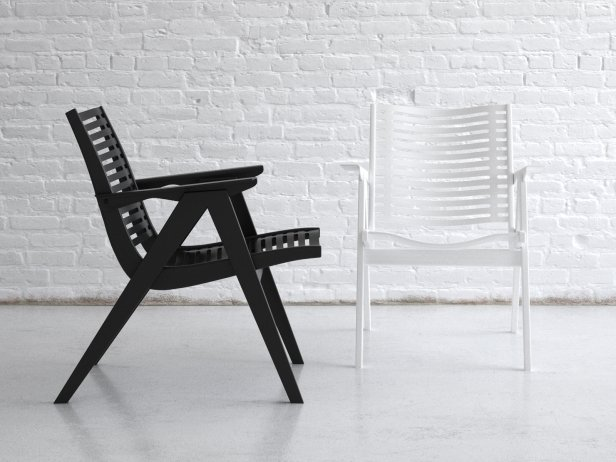 Rex 120 Lounge Chair 2