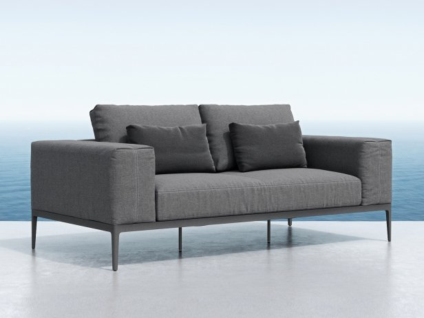 Outdoor 2-Seater Sofa 1