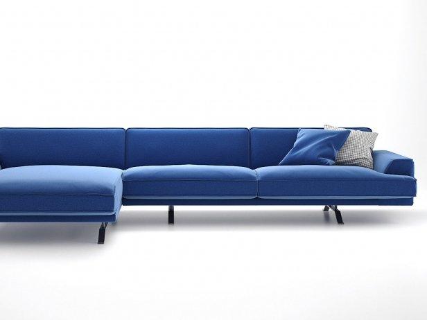 Slab Corner Sofa 4