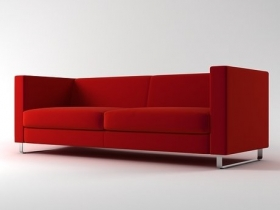 Kiss sofa