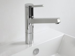 KWC Ava Washbasin Mixer