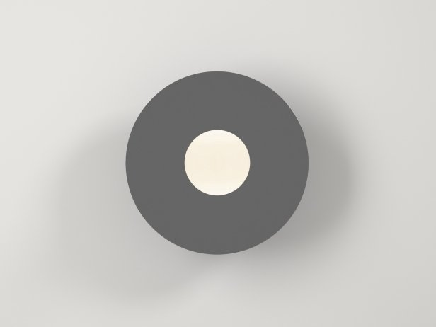 Disc and Sphere Wall Lamp 3