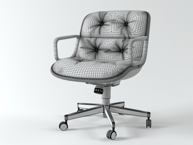Executive Armchair 6