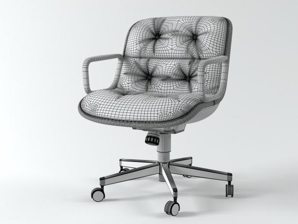 Executive Armchair 6