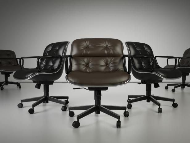Executive Armchair 3