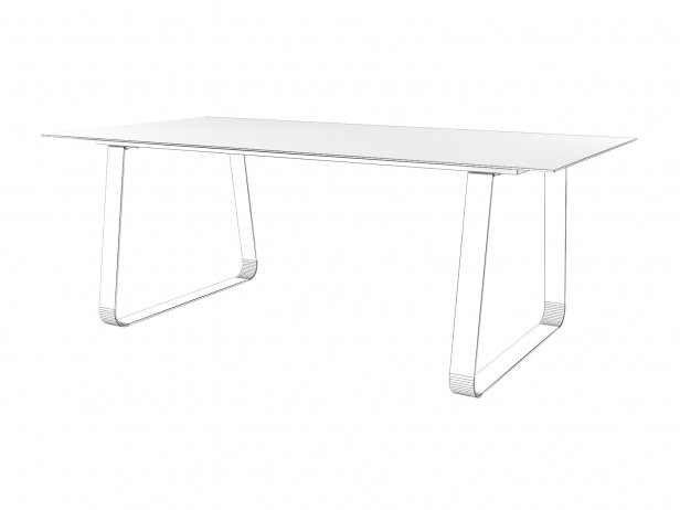 Vilna Dining Table 200, 220 5