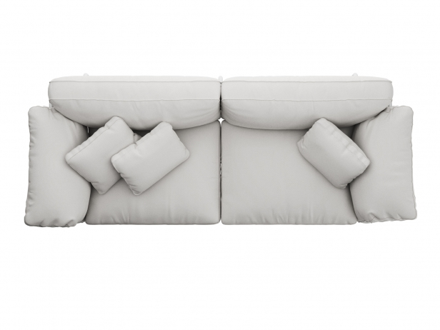 DS-610 2-Seater Sofa 4