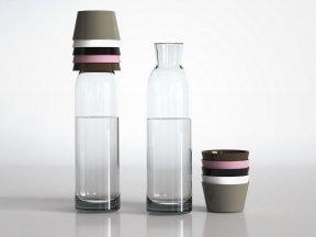 NORMANN COPENHAGEN Cristal Carafe