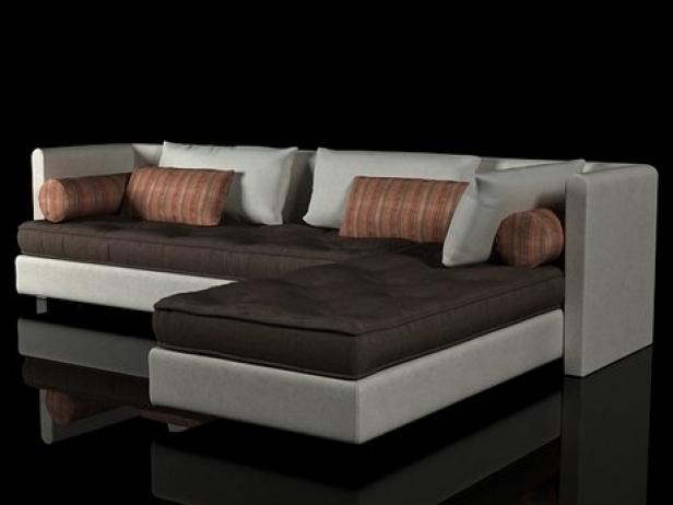 nomade convertible sofa mod le 3d ligne roset. Black Bedroom Furniture Sets. Home Design Ideas