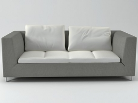 Feng Day Bed 3d model | Ligne Roset