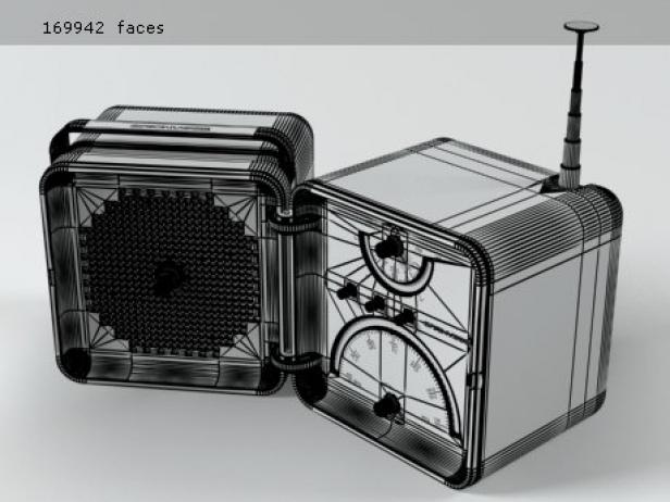 Radio ts522 16