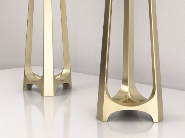 Iron Eye Table Lamp 3