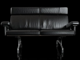 Eames Sofa 2-Seater