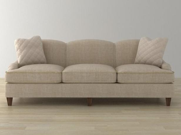 Classic English Sofa 6511 92 3