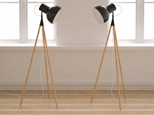 Industry Floor Lamp 4