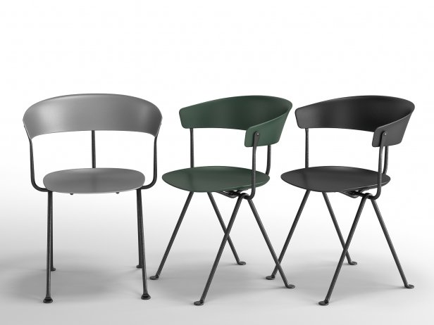 Officina Chair 7