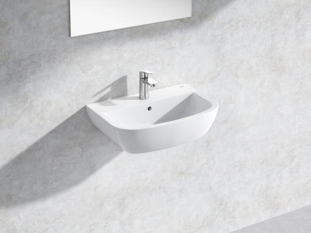 Bau Wall-hung Basin 55 Set 1