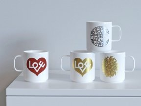 Girard Coffee Mugs
