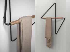 Ugao Hanging Corner Rack