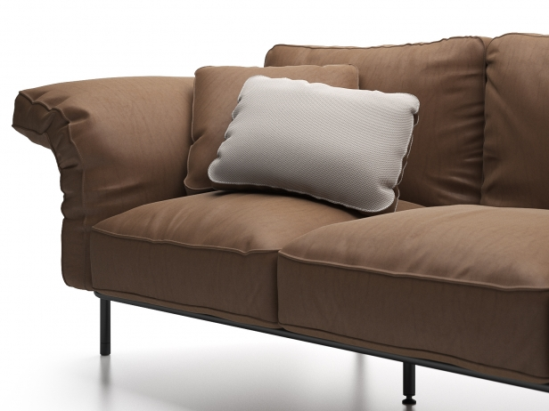 DS-610 3-Seater Sofa 3