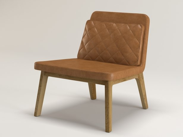 Lean Lounge Chair 4