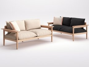 Terassi Two-Seater Sofa