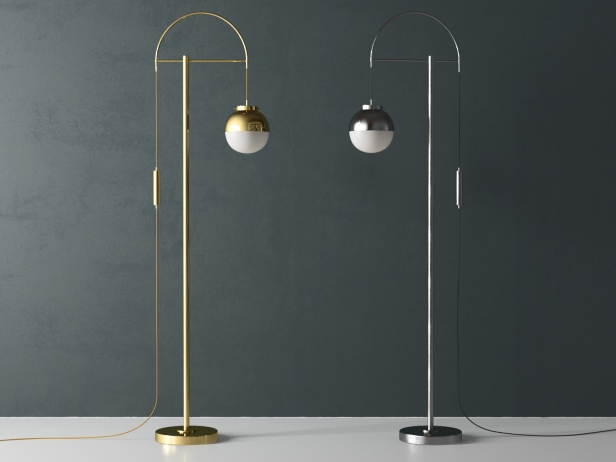 Lift Floor Lamp 1