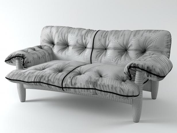 Mole Sofa 2 seat 10