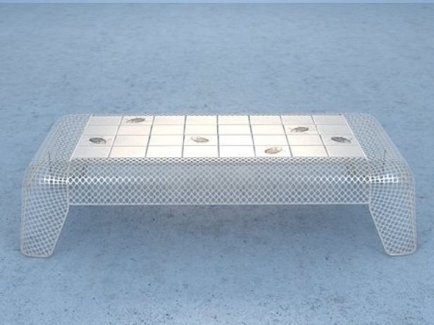 Ivy Table Rectangular 6