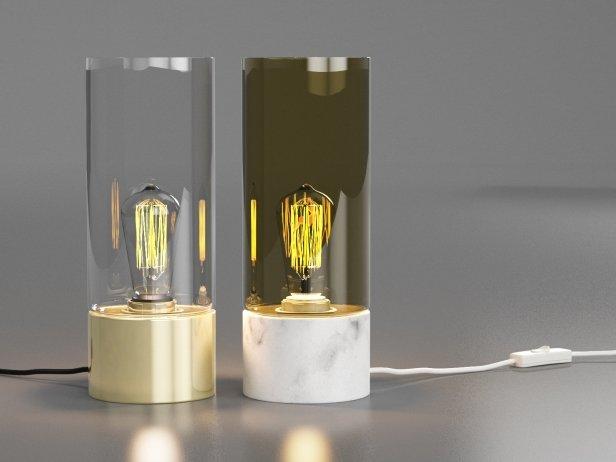 Stoic 1 Light Table Lamp 3