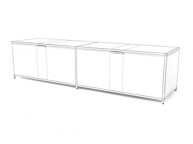 Dita TV Cabinet 5