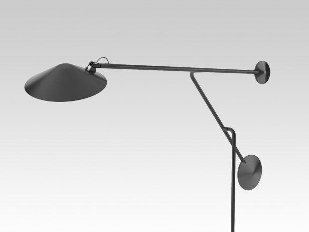 Cinétique Floor Lamp 2