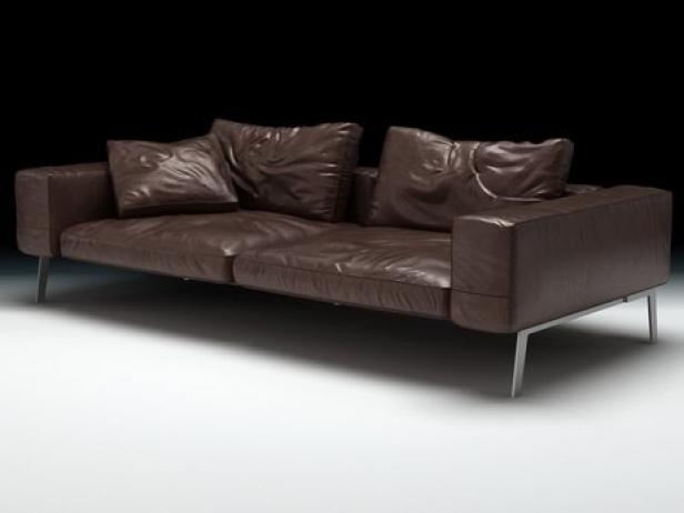 lifesteel sofa 3d model flexform. Black Bedroom Furniture Sets. Home Design Ideas