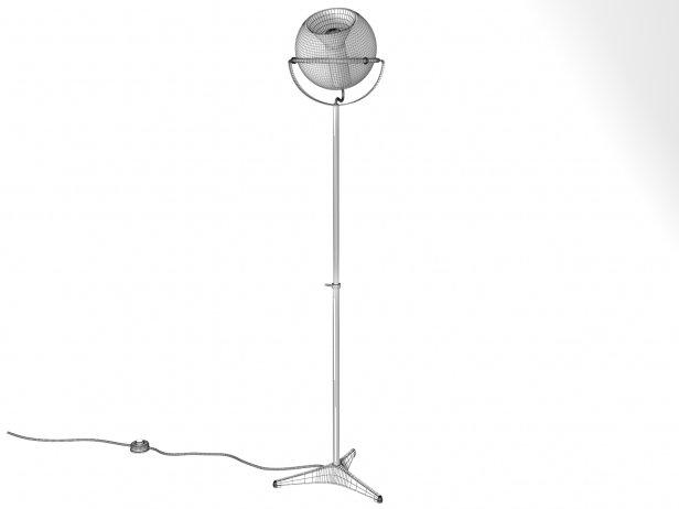 RAAK Two Globe Floor Lamp 5