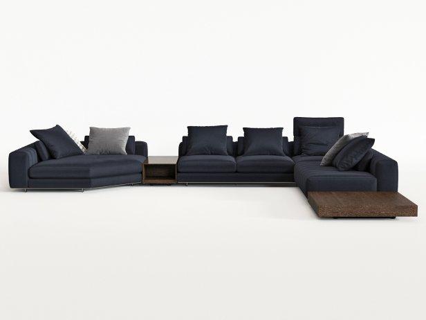 Freeman Corner Sofa System G 2