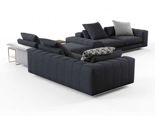Freeman Corner Sofa System C 4