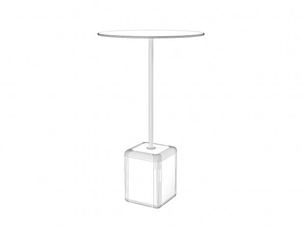 Cupidon Occasional Table 4