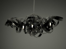 Montone Chandelier triangle