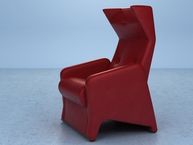 Sabrina 3d modell driade for Sessel 3d dwg