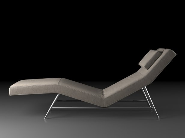 Fred Armless Chaise 2