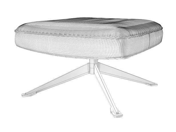 DS-31/105 Footstool 3