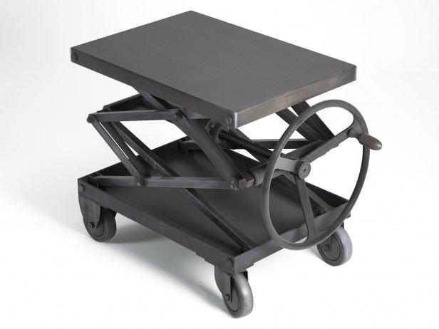 Industrial Scissor Lift Table 4