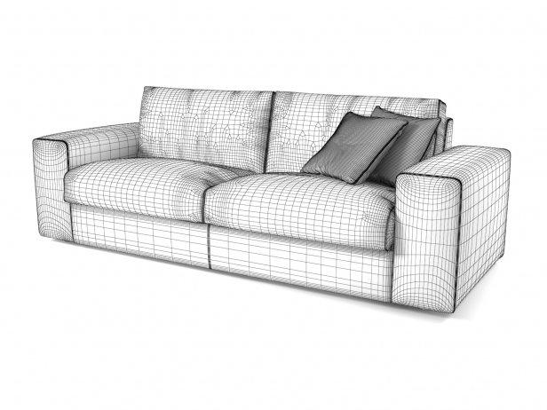 Togo 2-Seater Sofa 6