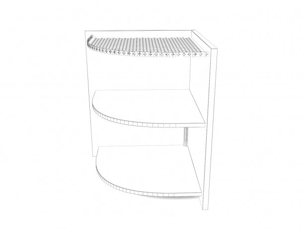 Entreves Sideboard & Bedside Table 8