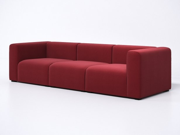 Mags 3-Seater Sofa 2