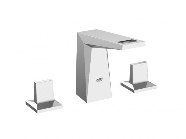 Cube Countertop Basin 80 Set 6